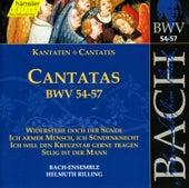 J.S. Bach - Cantatas BWV 54-57 by Bach-Collegium Stuttgart