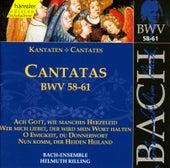 J.S. Bach - Cantatas BWV 58-61 by Bach-Collegium Stuttgart
