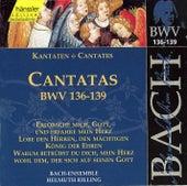 J.S. Bach - Cantatas BWV 136-139 by Bach-Collegium Stuttgart