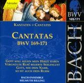 J.S. Bach - Cantatas BWV 169-171 by Bach-Collegium Stuttgart
