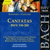 J.S. Bach - Cantatas BWV 198-200 by Bach-Collegium Stuttgart