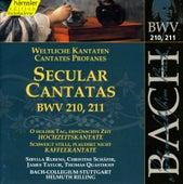 J.S. Bach - Secular Cantatas BWV 210, 211 by Bach-Collegium Stuttgart