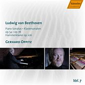 Piano Sonatas No. 22, 24, 29 by Gerhard Oppitz