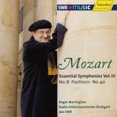 Mozart: Essential Symphonies Vol. III by Radio-Sinfonieorchester Stuttgart des SWR