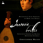 Fantasia de Mon Triste - Renaissance Lute Virtuosi of Rome and Venice by Christopher Wilson