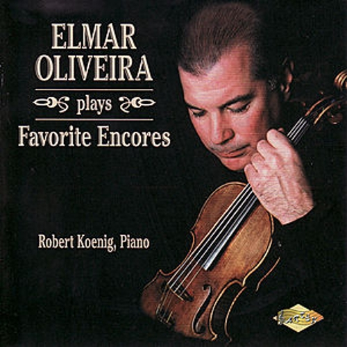 Favorite Violin Encores by Robert Koenig