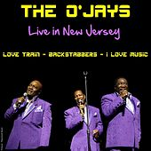 The O'Jays: Live in New Jersey von The O'Jays
