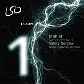 Mahler: Symphony No. 1 by Valery Gergiev