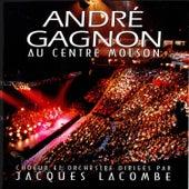 Au centre Molson (live) by André Gagnon