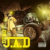 J.A.D. - Single by Dego