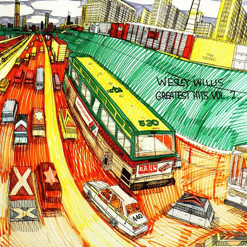 Greatest Hits Vol. 2 von Wesley Willis