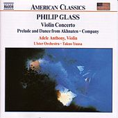 Violin Concerto von Philip Glass