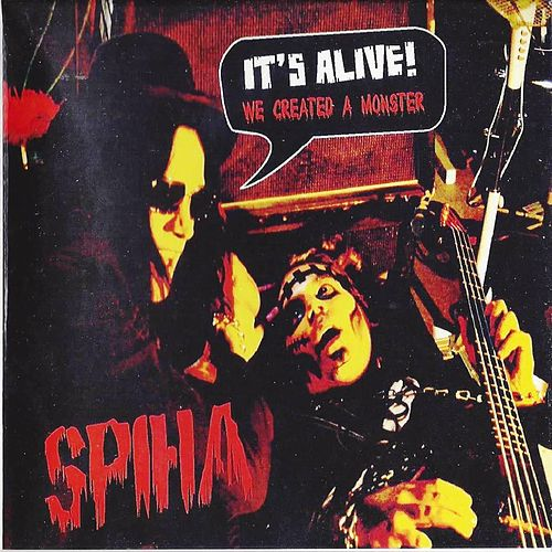 It's Alive (German version) by SPIHA