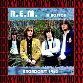 Paradise Rock Club, Boston, July 13th, 1983 (Doxy Collection, Remastered, Live on Fm Broadcasting) von R.E.M.