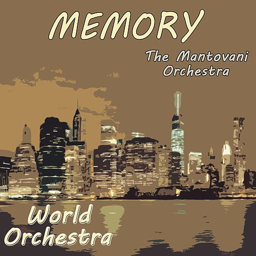 World Orchestra, Memory by Mantovani Orchestra (2)
