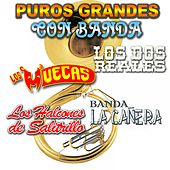 Puros Grandes Con Banda by Various Artists