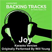 Joy (Originally Performed By Will Young) [Karaoke Version] by Paris Music