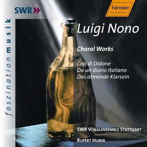 Luigi Nono: Choral Works by SWR Vokalensemble Stuttgart