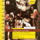 Bach: Christmas Cantatas by The Bach Ensemble