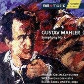 Mahler: Symphony No. 5 - Boulez by SWR Sinfonieorchester Baden-Baden und Freiburg