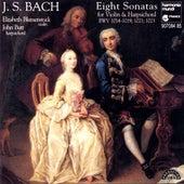 Bach: 8 Violin Sonatas by Elizabeth Blumenstock