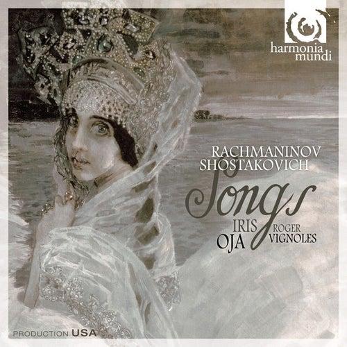 Rachmaninov & Shostakovich: Russian Songs by Iris Oja