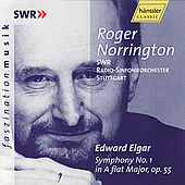 Edward Elgar: Symphony No.1 in A-Flat Major, Op. 55 by SWR Radio-Sinfonieorchester Stuttgart