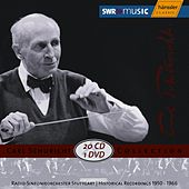 Carl Schuricht Collection - Historical Recordings 1950 - 1966 by Radio-Sinfonieorchester Stuttgart