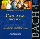 Bach: Cantatas BWV 41, 42 by Bach-Collegium Stuttgart