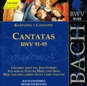 J.S. Bach - Cantatas BWV 91-93 by Bach-Collegium Stuttgart