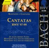 J.S. Bach - Cantatas BWV 97-99 by Bach-Collegium Stuttgart