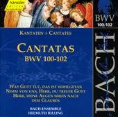 J.S. Bach - Cantatas BWV 100-102 by Bach-Collegium Stuttgart