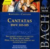 J.S. Bach - Cantatas BWV 103-105 by Bach-Collegium Stuttgart