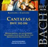 J.S. Bach - Cantatas BWV 182-184 by Bach-Collegium Stuttgart