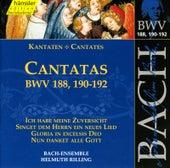 J.S. Bach - Cantatas BWV 188, 190-192 by Bach-Collegium Stuttgart