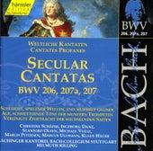 J.S. Bach - Secular Cantatas BWV 206, 207a, 207 by Bach-Collegium Stuttgart