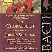 Bach: A Book of Chorale Settings by Gerhard Gnann