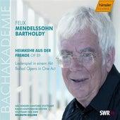 Mendelssohn: Heimkehr Aus Der Fremde Op. 89 by Gachinger Kantorei Stuttgart