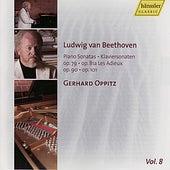 Ludwig van Beethoven: Piano Sonatas op. 79, 81a
