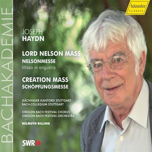 Haydn: Lord Nelson Mass - Creation Mass by Gachinger Kantorei Stuttgart