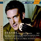 Brahms and his Contemporaries Vol. I by Johannes Moser