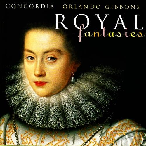 Orlando Gibbons: Royal Fantasies - Music for Viols, Vol. 1 by Concordia
