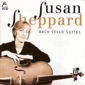 Bach: Cello Suites No. 1-6 by Susan Shepard