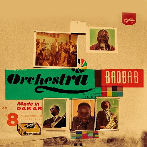 Made in Dakar by Orchestra Baobab