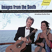 Images from the South by Amadeus Guitar Duo