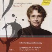 Felix Mendelssohn Bartholdy: Symphony No. 4