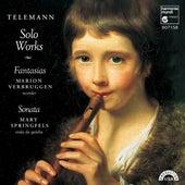 Telemann: Fantasias & Sonata by Various Artists