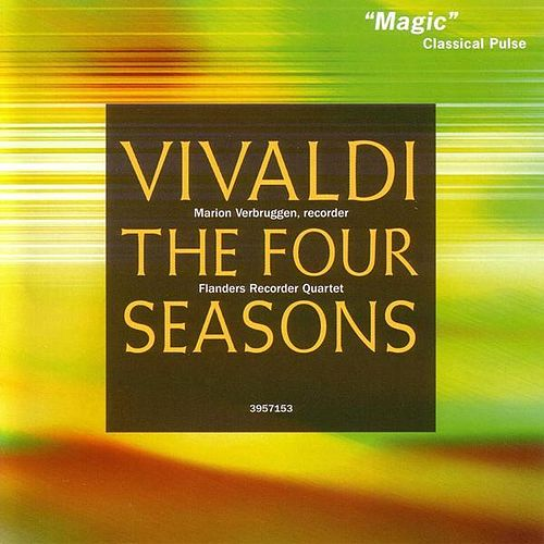 Vivaldi: The Four Seasons (arranged for recorders) by Marion Verbruggen