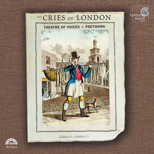 The Cries of London von Paul Hillier