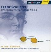 Franz Schubert: The Complete Symphonies No. 1-8 by SWR Sinfonieorchester Baden-Baden und Freiburg